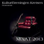 mixat CD 2013 cover